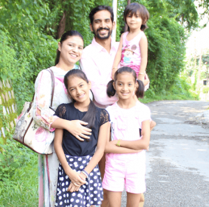 Babu Rao and Family